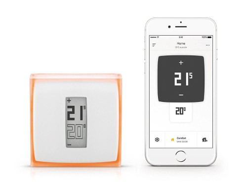 termostato inteligente netatmo by stack
